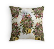 DUSTORT Throw Pillow