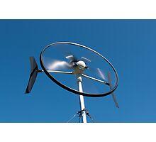 Wind Turbine Photographic Print
