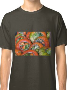 Wheels - or pumpkins Classic T-Shirt