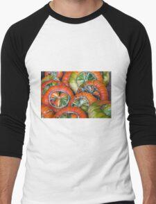 Wheels - or pumpkins Men's Baseball ¾ T-Shirt