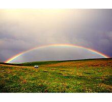 Colour Me A Rainbow Photographic Print