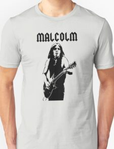 ACDC Malcolm Young Guitar Unisex T-Shirt
