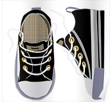 Tennis Shoes Poster
