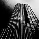 Empire State Building Dramatic by Rick Gold