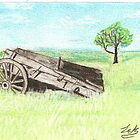 Old Wagon by snowhawk