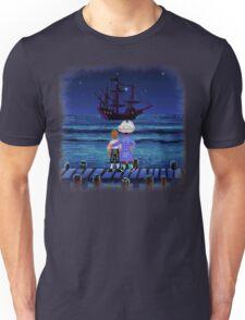 Guybrush & Stan (Monkey Island) Unisex T-Shirt