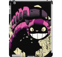 Tonari no Cheshire - Black iPad Case/Skin