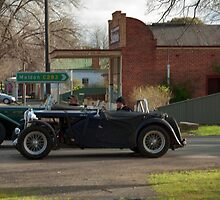 Vintage in Newstead by Marie Watt