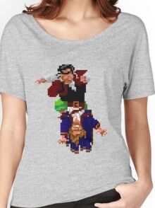 Largo LaGrande and Guybrush (Monkey Island 2) Women's Relaxed Fit T-Shirt