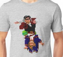 Largo LaGrande and Guybrush (Monkey Island 2) Unisex T-Shirt
