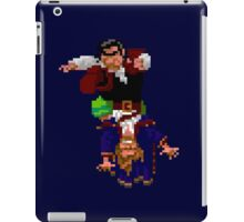 Largo LaGrande and Guybrush (Monkey Island 2) iPad Case/Skin