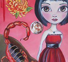 """Scorpio"" by Jaz Higgins"