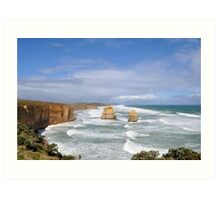 Great Ocean Road (1), Victoria, Australia Art Print