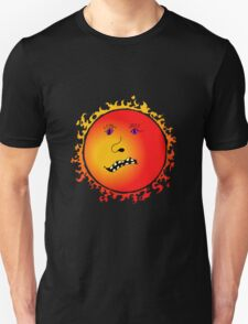 Orange Sun - T-Shirt T-Shirt