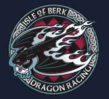 Dragon Racing Baby Tee