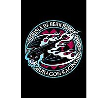 Dragon Racing Photographic Print