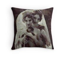 Succubus by Pierre Blanchard Throw Pillow