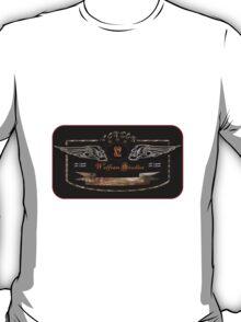 Wolfram Studio / Enskivanscular LOGO T-Shirt