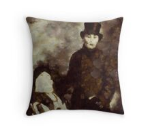 The Occultists by Pierre Blanchard Throw Pillow