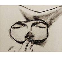 Inner Silence Photographic Print