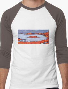 Nairin Portnoo, Donegal Men's Baseball ¾ T-Shirt