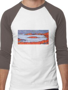 Nairin Portnoo, Donegal Men's Baseball ¾ T-Shirt