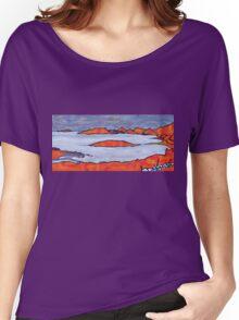 Nairin Portnoo, Donegal Women's Relaxed Fit T-Shirt