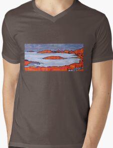 Nairin Portnoo, Donegal Mens V-Neck T-Shirt