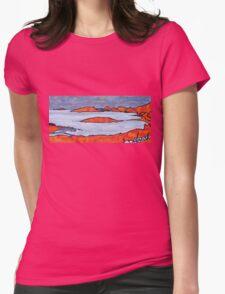 Nairin Portnoo, Donegal Womens Fitted T-Shirt