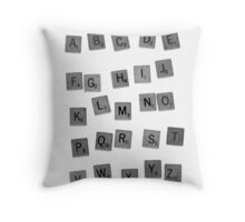 I Miss U Throw Pillow