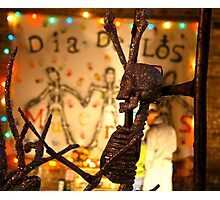 Dia Los Muertos Photographic Print