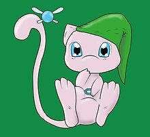 Legend of mew by amidiggory