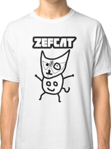 Zef Cat Classic T-Shirt