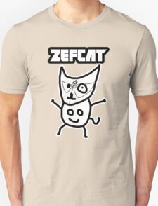 Zef Cat Unisex T-Shirt