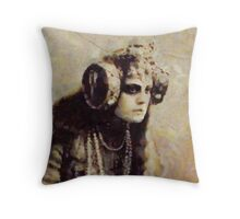 Ancient Seer by Pierre Blanchard Throw Pillow