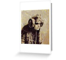 Ancient Seer by Pierre Blanchard Greeting Card