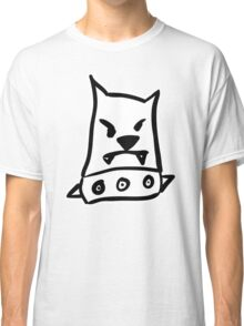 Pitbull Tattoo Classic T-Shirt
