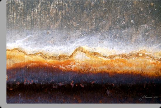 Barren Blizzard by AsEyeSee