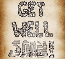 Get Well Soon by everytuesday