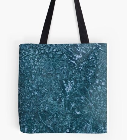 Icy Morning Tote Bag
