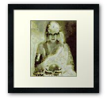 Fortune Teller by Pierre Blanchard Framed Print