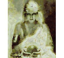 Fortune Teller by Pierre Blanchard Photographic Print