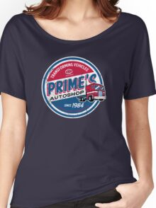 Prime's Autoshop Women's Relaxed Fit T-Shirt