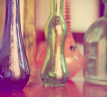 Bottles by ameliakayphotog
