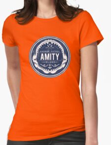 Amity Island Harbor Patrol Womens Fitted T-Shirt