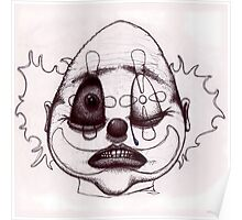 M Blackwell - Biro Clown... Poster
