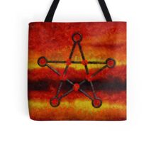 Pentegram by Pierre Blanchard Tote Bag