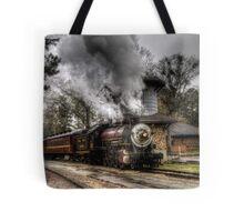 The Texas State Railroad Tote Bag