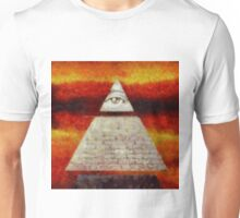 Illuminati by Pierre Blanchard Unisex T-Shirt