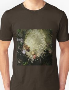 Bee on Beautiful Bottlebrush T-Shirt